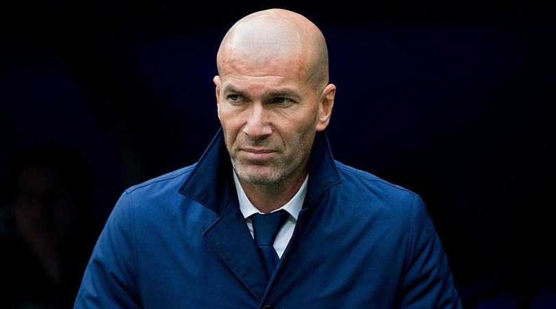 Zidane Wants Ronaldo, Bale, Benzema Extended Stay At  Madrid; Non-Committal On Mbappe Link