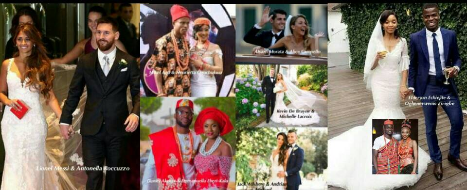 7 Football Summer Love Graduates: From Bachelorhood To Just Wedded