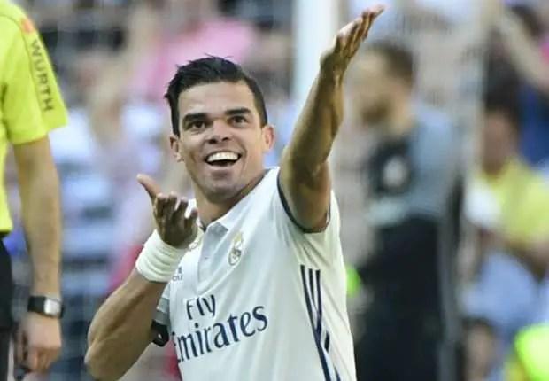 Besiktas Sign Pepe From Real Madrid