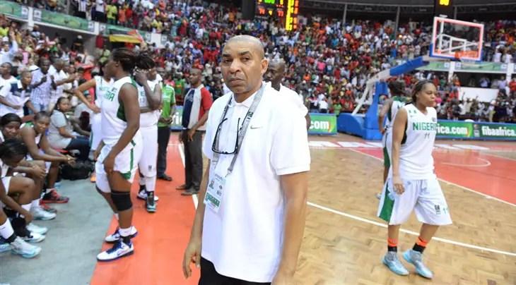 Women's AfroBasket : Nnaji Confident D'Tigress Can Win Third Title