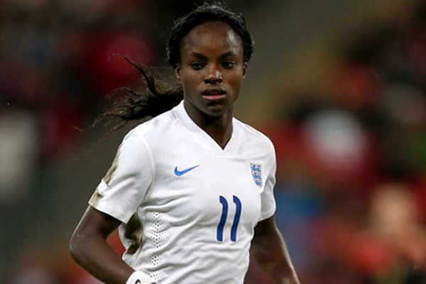 Chelsea, PFA Support Aluko Over England Coach's 'Ebola In Nigeria' Remarks