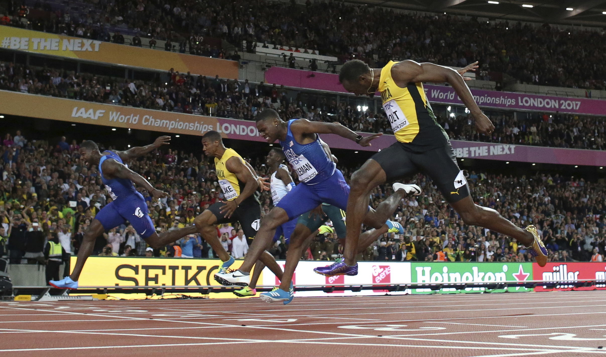 Osheku Leads Nigerian Coaches To 3rd IAAF World Coaches Conference