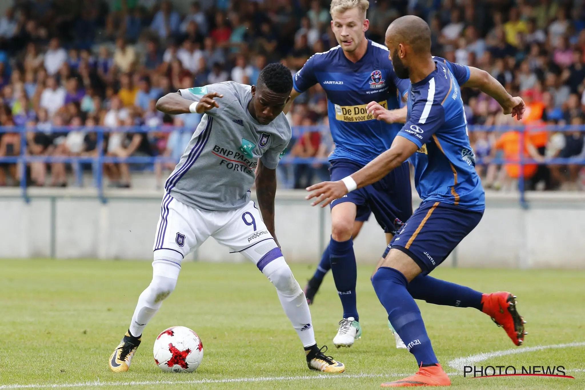Henty, Adegbenro Score; Onyekuru, Awaziem Make Anderlecht, Nantes League Debuts
