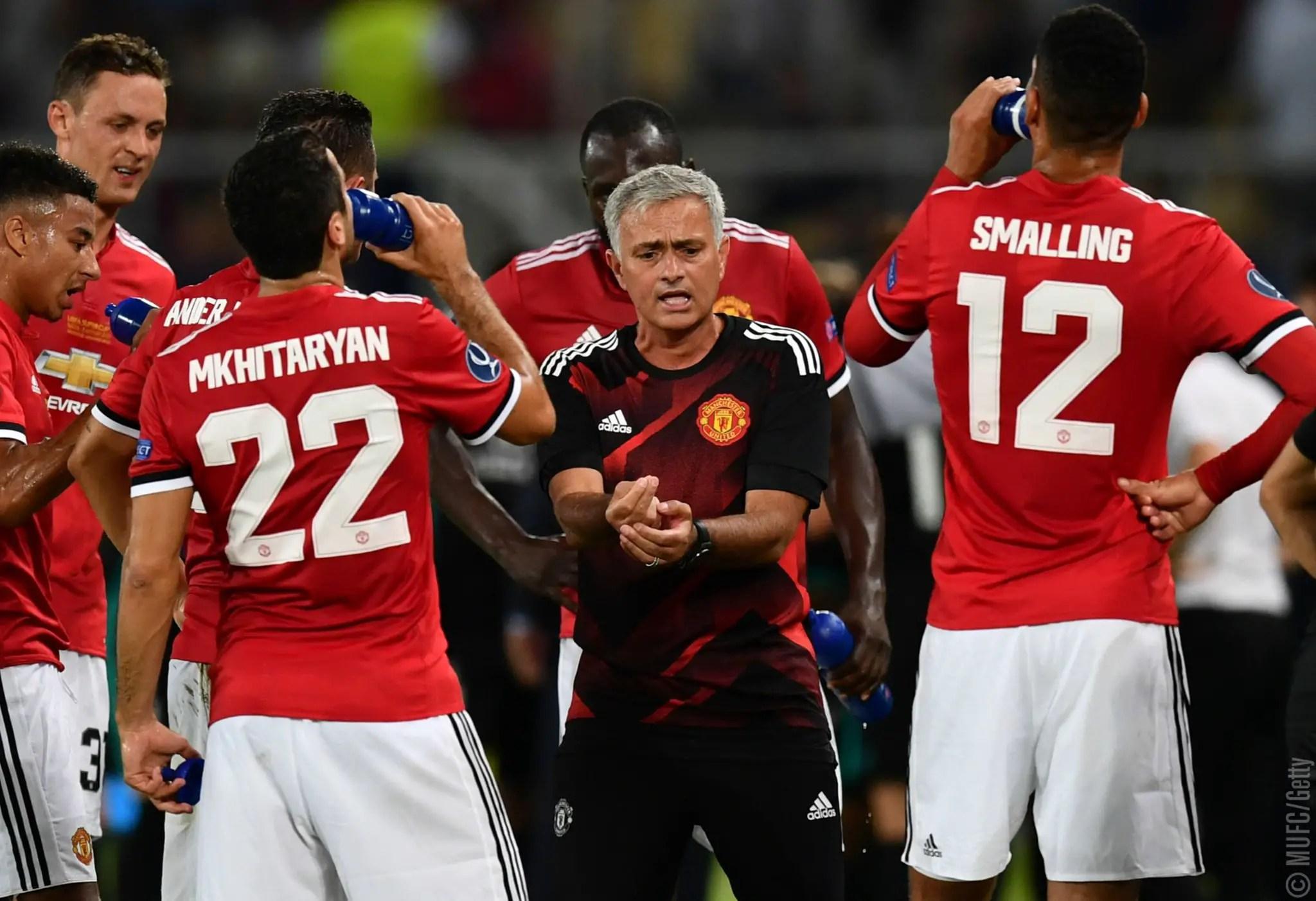 Mourinho On Man United's EPL Title Chances, New Signings, Zlatan Comeback
