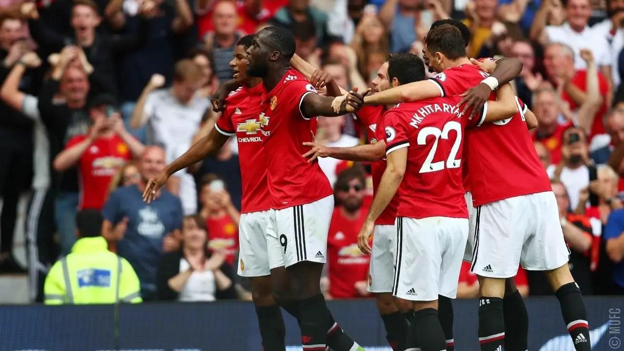 Mourinho Praises 'Top Players' Matic, Lukaku After West Ham Win