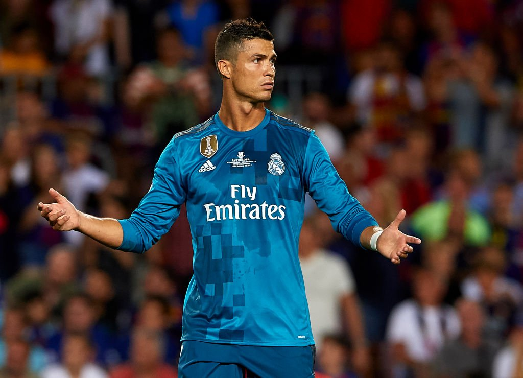 Ex-Official: Ronaldo Deserves Five-Match Ban For Pushing Ref
