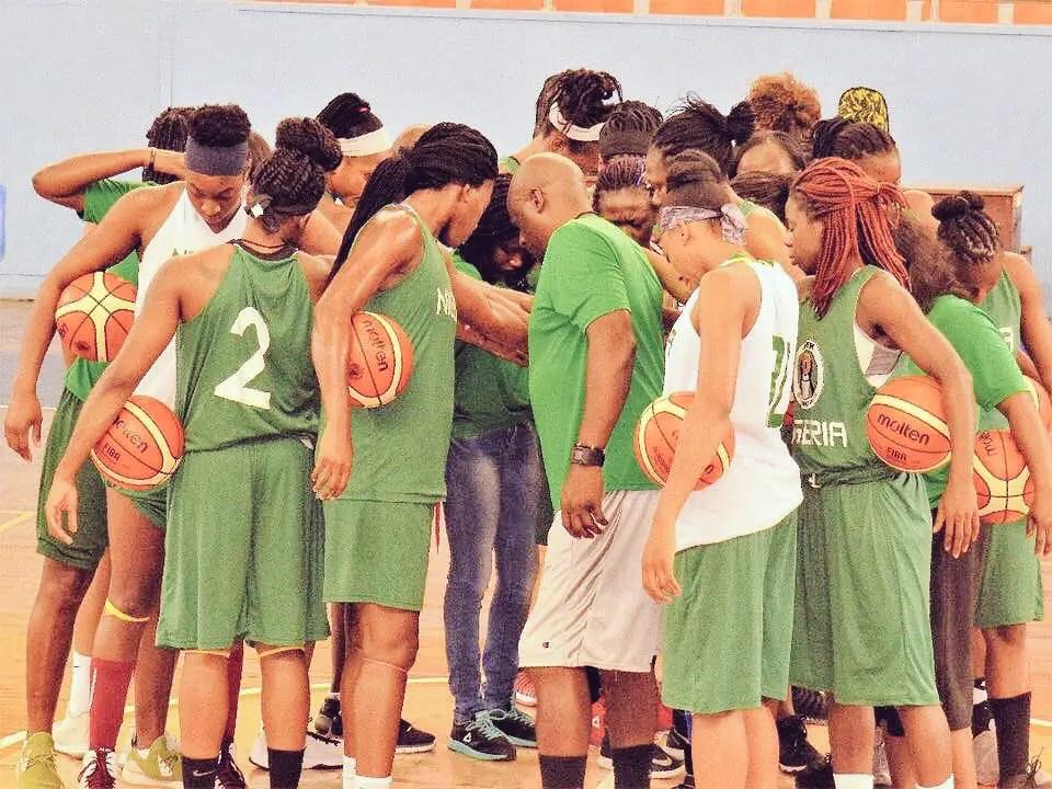 2017 Women's Afrobasket : D'Tigress Coach Vincent Targets Fifth Win Against Senegal