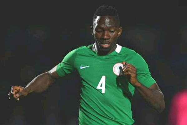 Omeruo: I'll Regain My Eagles Place, No Issue With Standby Role
