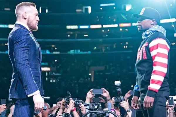 Boxing Coach Mensah: Mayweather Vs McGregor A Fake Fight
