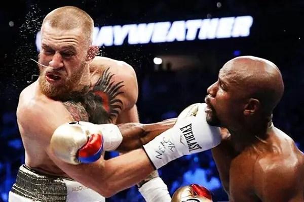 Mr Ibu: McGregor Should Face MMA After Floyd Beat Him Like A Small Boy