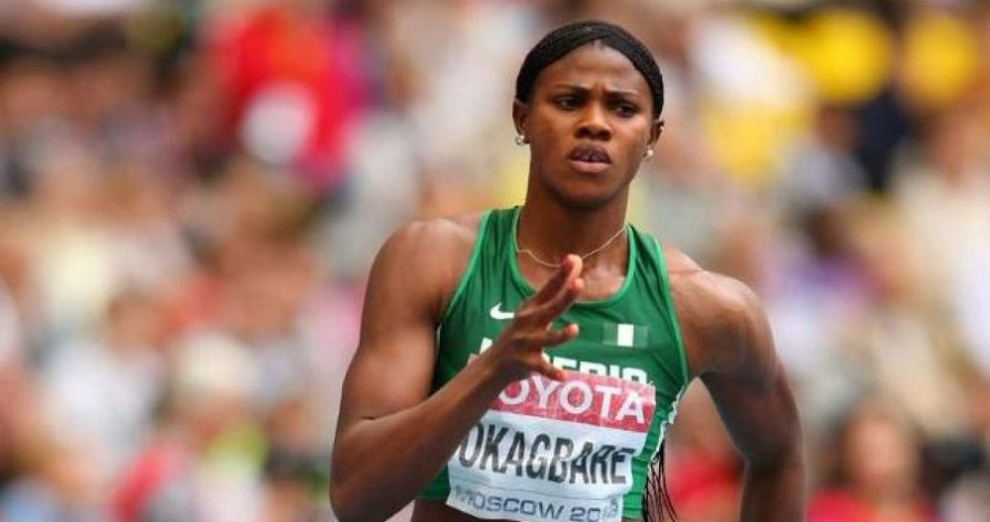 IAAF Worlds: Okagbare Draws Bowie In First Round