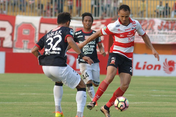Odemwingie's Goal Drought Continues, Nwokolo Scores As Madura Draw