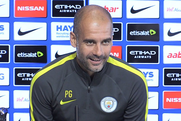 Guardiola: Aguero Fit, Kompany In Line For Leicester Clash; City Must Still Improve