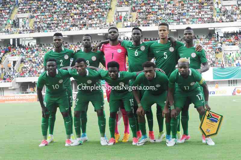 Ikpeba: Super Eagles Must Show Character Against Resilient Cameroon