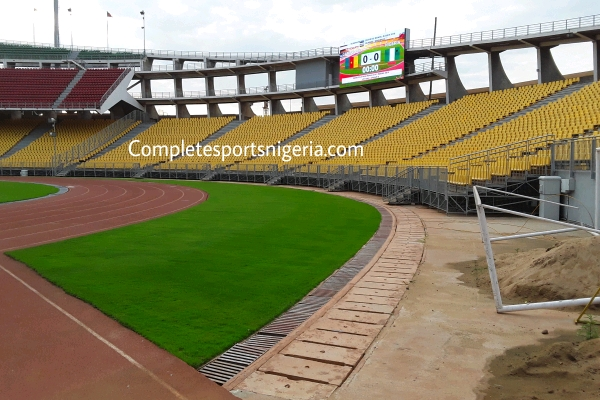 45,000 Yaounde Fans To Watch Nigeria Vs Cameroon Uyo Clash At Stade Omnisport