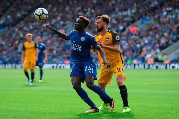 Ndidi Happy Leicester Won First Home Match Of Season Vs Brighton