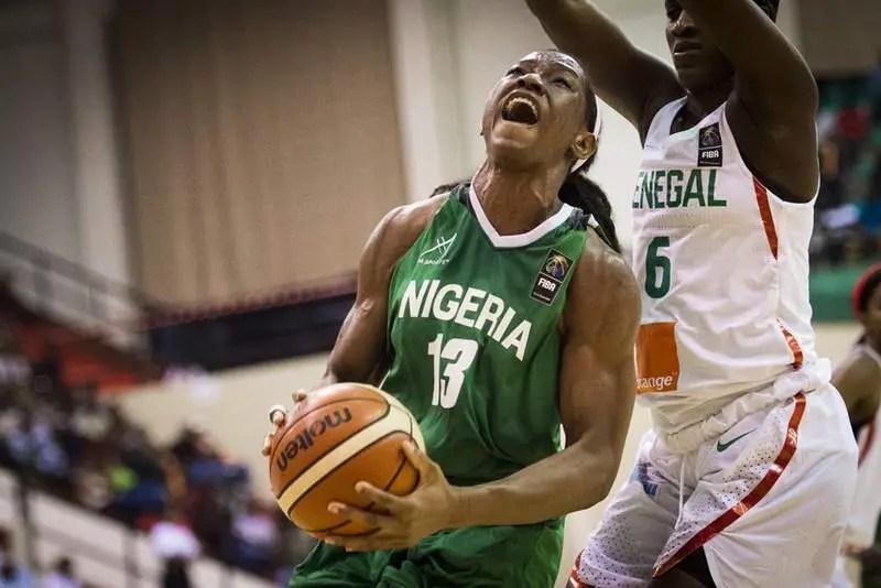 AfroBasket: D'Tigress Beat Senegal, Claim Fifth Straight Win