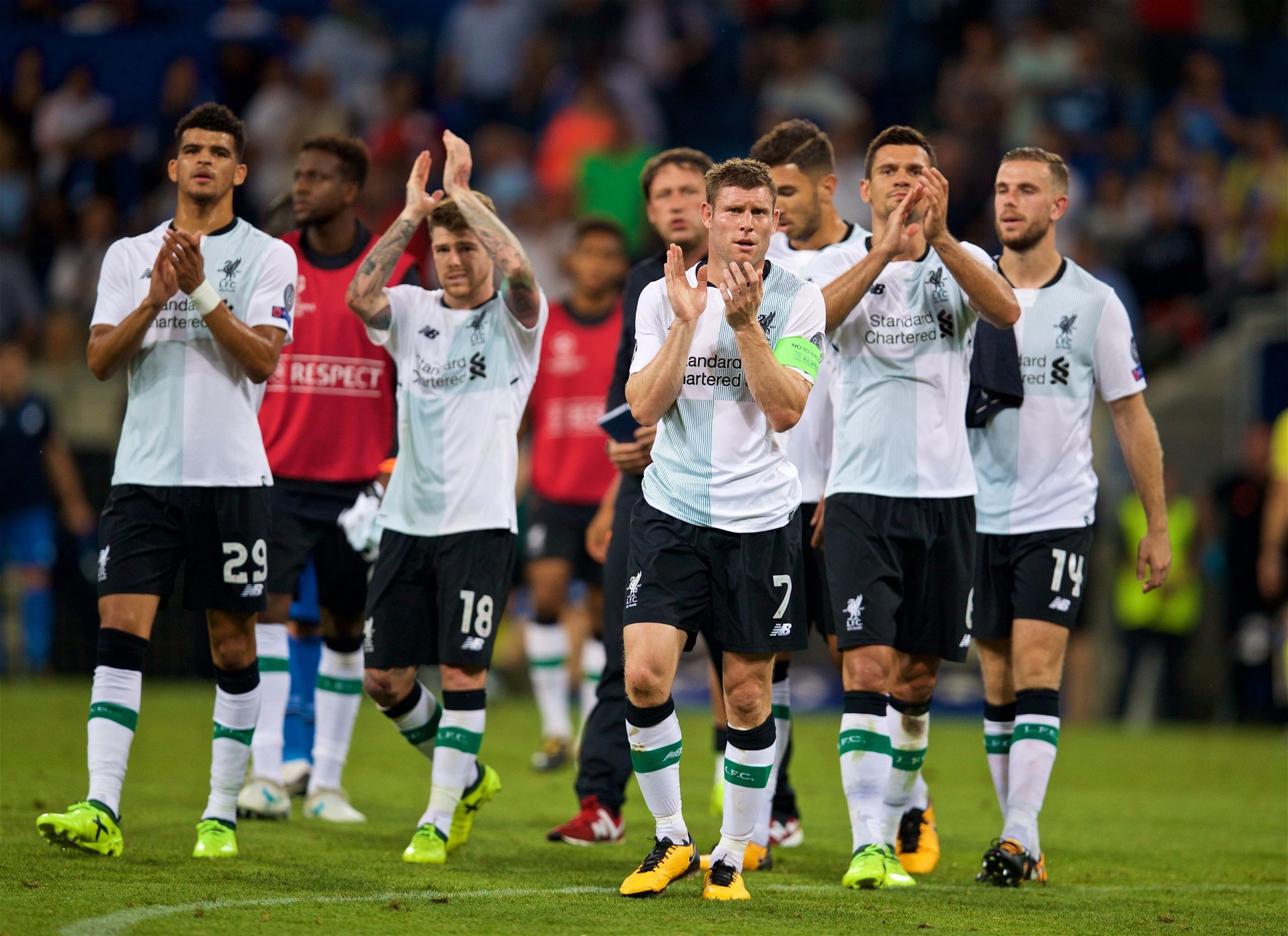 UCL Playoffs: Henderson Hails Liverpool Win Vs Hoffenheim