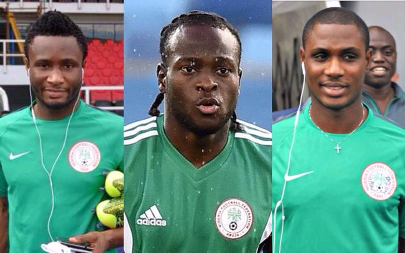 Nigerian Players In EPL
