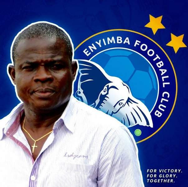 Ogunbote: Enyimba Will Fight To The Finish For NPFL Title
