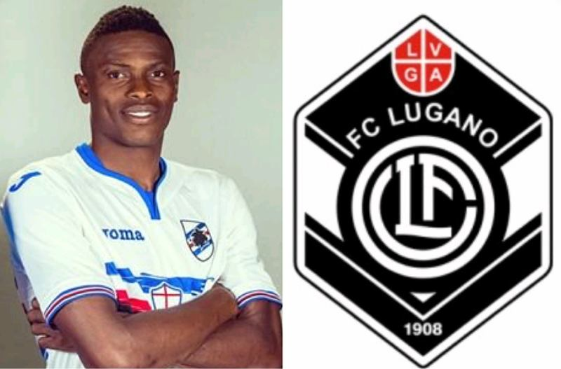 Amuzie: Excited To Join FC Lugano, I'll Work Harder To Earn Nigeria Recall