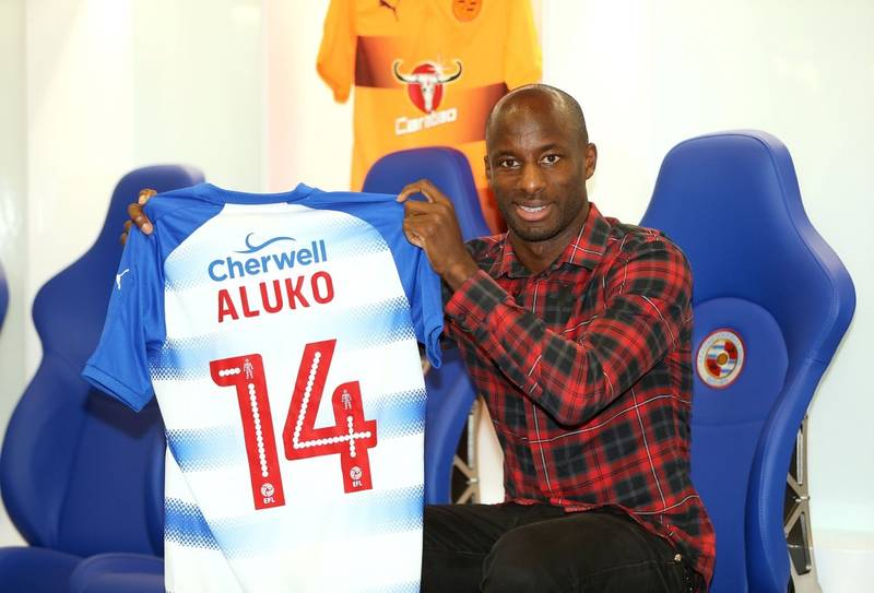 Aluko: How Man United Legend Stam Lured Me To Reading