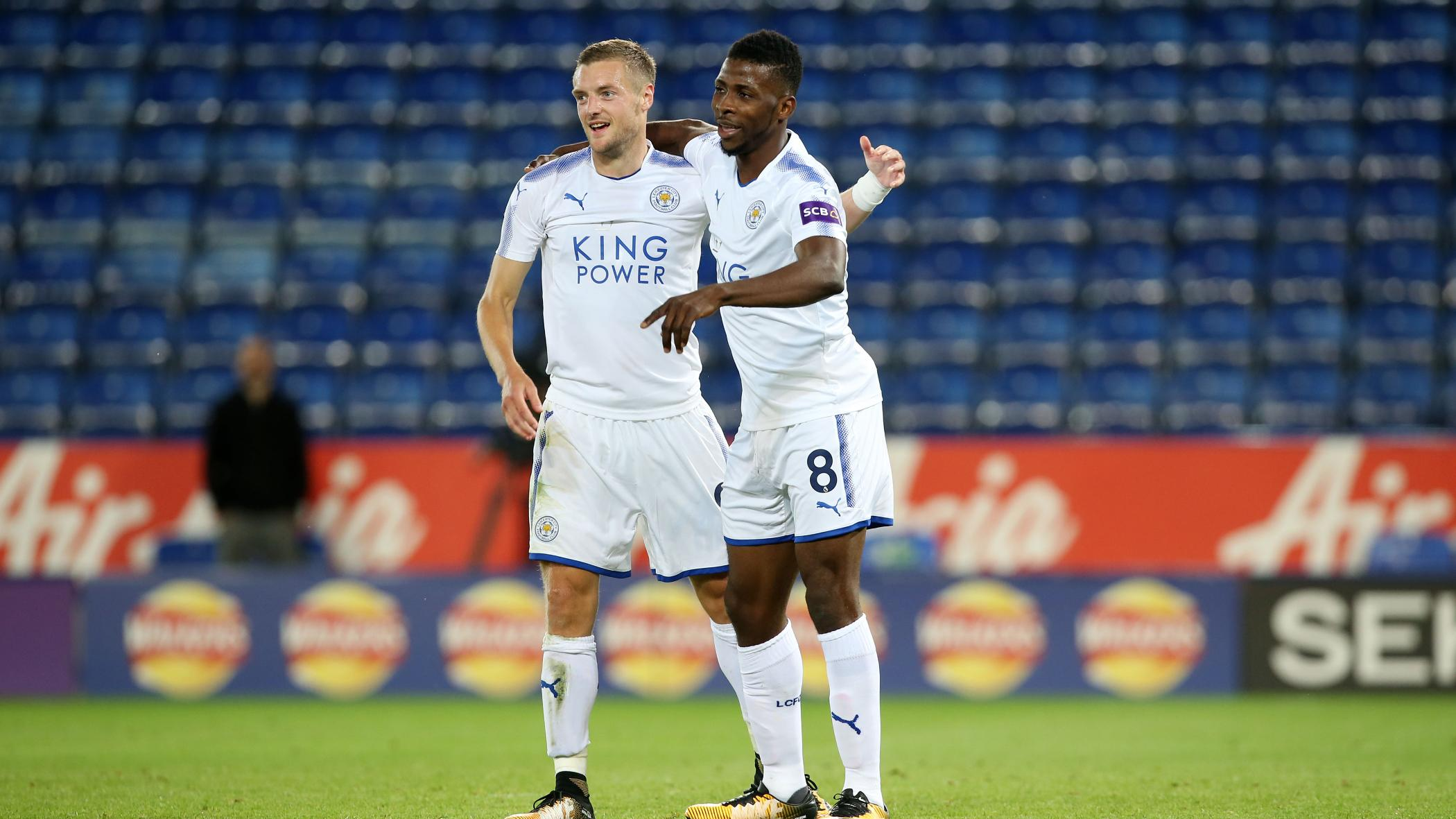 Leicester Captain, Morgan: Iheanacho Will Score Goals For The Foxes