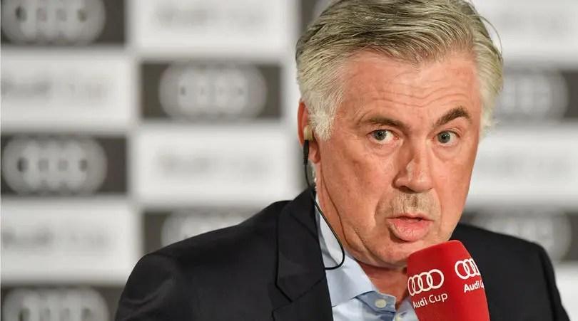 Former Bayern Captain Claims Ancelotti's Job Is On The Line