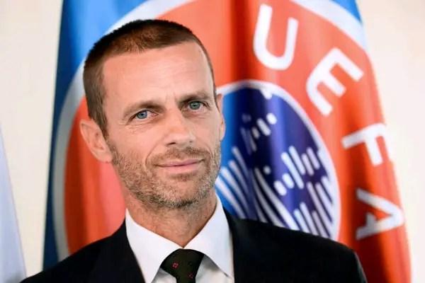 UEFA President Backs Shortening Transfer Window