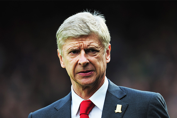 Wenger To Escape FA Sanction Over Sterling Diving Claims