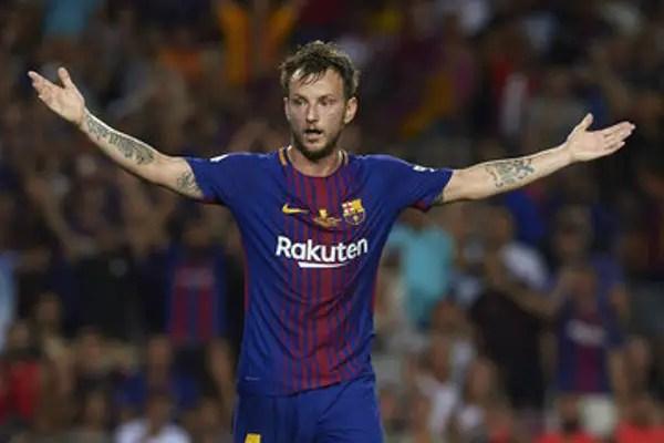 Barcelona Star Rakitic Still Missing 'Big Person' Neymar
