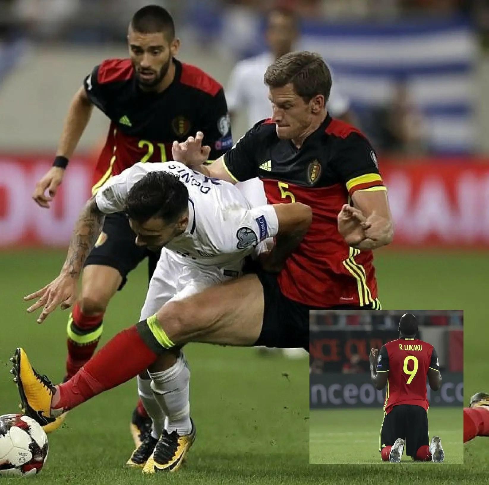 Belgium Pick 2018 World Cup Ticket; Portugal, Bosnia Win, France Held
