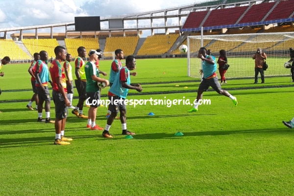 Cameroon Midfielder Siani: We'll Play For Honour, Pride Vs Super Eagles