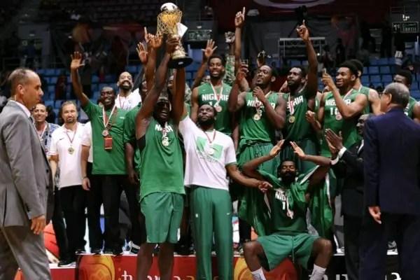 NBBF Assures D'Tigers of Monetary Incentives Ahead 2017 FIBA Men's AfroBasket