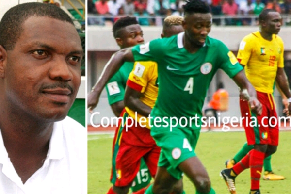 INTERVIEW – Eguavoen: Nigeria Under More Pressure Than Zambia, Home Eagles Unlucky Vs Ghana