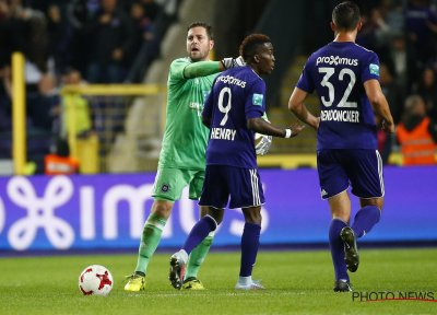 Onyekuru Thrilled, Thanks God For First Two Goals For Anderlecht