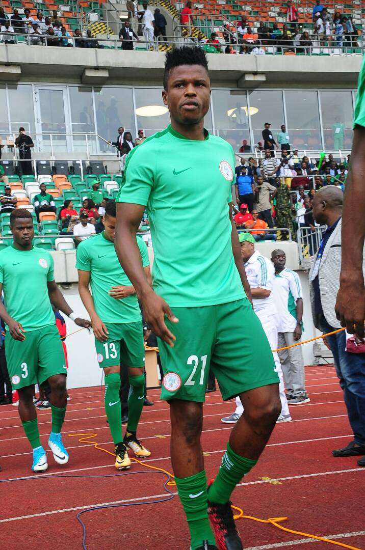 Nigeria vs Zambia: Mikel Agu To Hit Super Eagles Camp On Sunday
