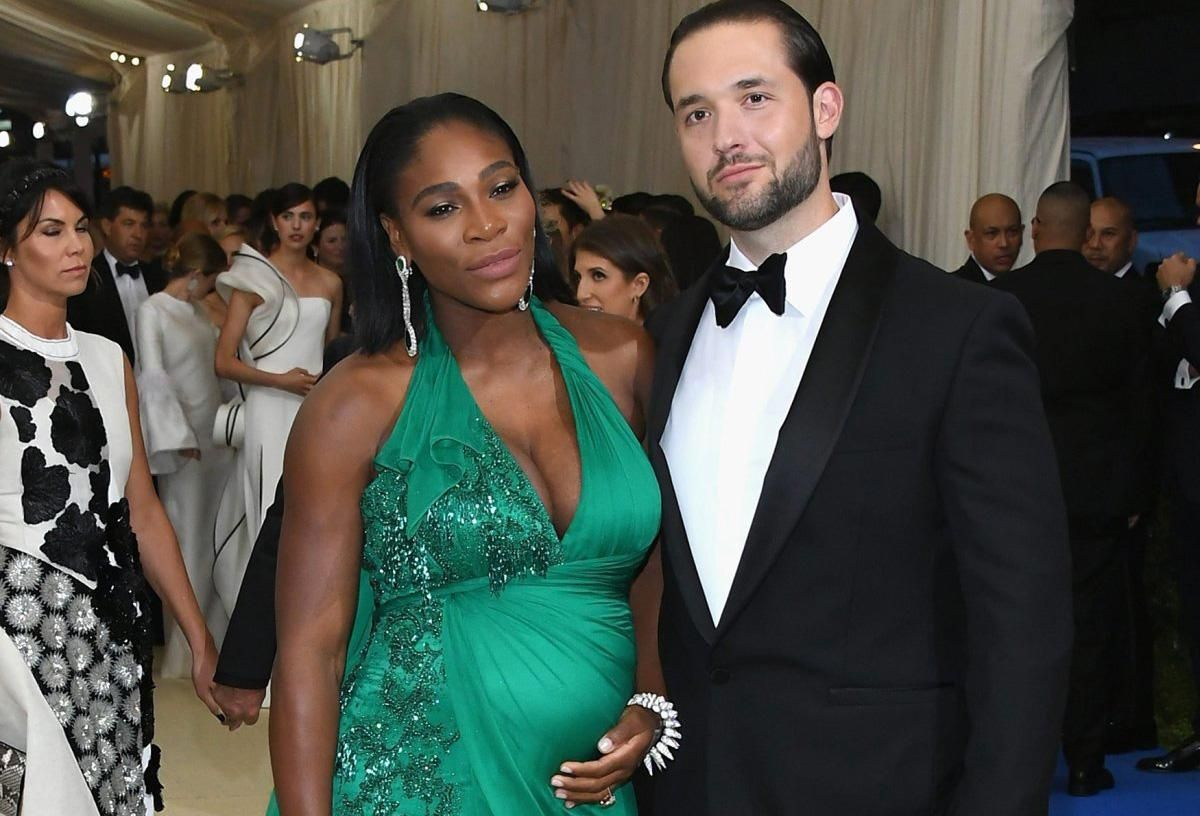 CONGRATS! Serena Williams Welcomes New Baby Girl