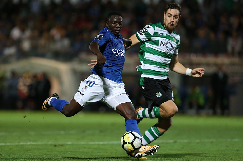 Etebo's Goal Not Enough To Save Feirense From Sporting Defeat