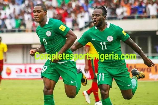 Fuludu: FIFA Ranking Slip Should Not Affect Super Eagles Vs Zambia