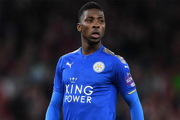 Iheanacho Set To Make Carabao Cup Debut For Leicester City