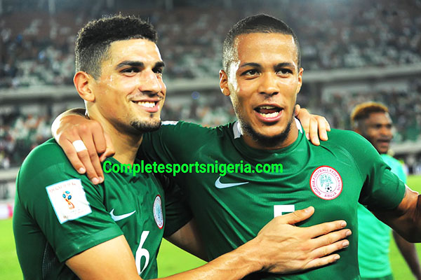 Balogun Thanks Nigerians As Commendations Pour In For His Sterling Showings Vs Cameroon