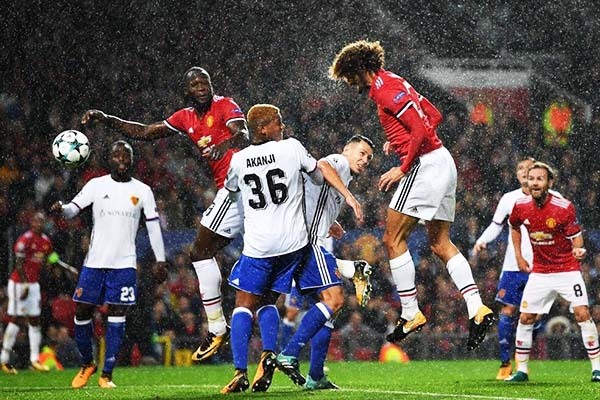 UEFA Charge Basel Over Crowd Trouble During Man United Clash