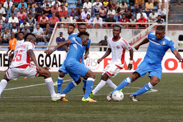 Completesportsnigeria.com Brings You LIVE NPFL Final Day Action