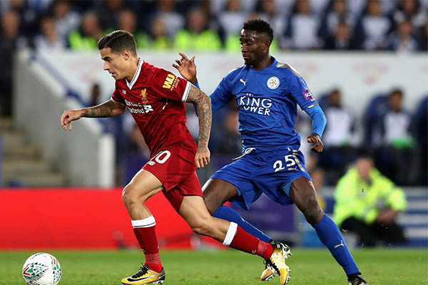 Ndidi Happy After Leicester's 'Great Fight' In Carabao Cup Victory Over Liverpool