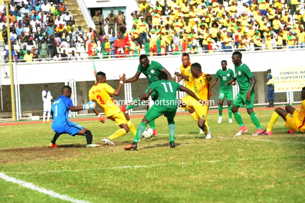 WAFU CUP: Benin Coach Blames Red Card For Defeat To Nigeria