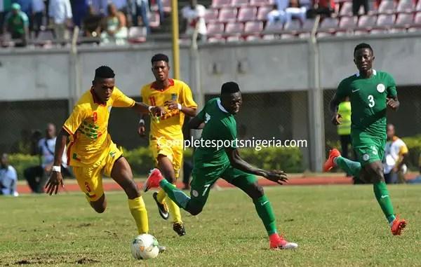 Nigeria Beat Benin Republic Again To Reach WAFU Cup Final