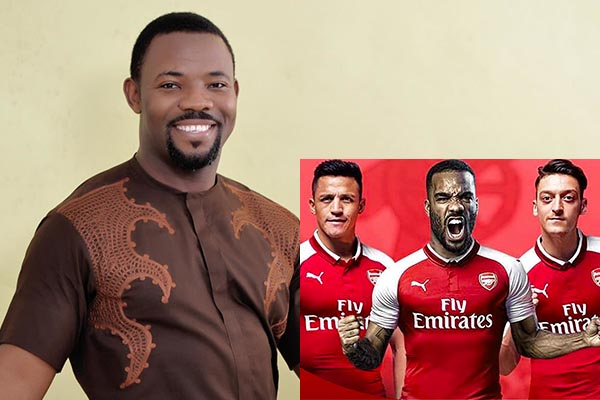 Okey Bakassi Expects Arsenal's Sanchez, Ozil, Lacazette To Destroy West Brom