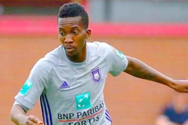 Anderlecht Coach,Vanhaezebrouck: Onyekuru Better Off As Winger Than Striker For Us