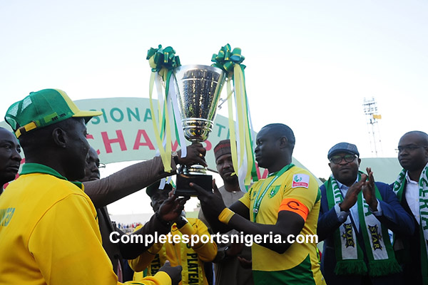 MFM Coach Ilechukwu Congratulates Plateau United, Boboye For NPFL Title Win